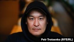 Журналист Тимур Нүсімбеков. Алматы, 27 маусым 2020 жыл.