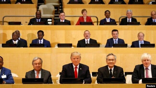Američki predsjednik je u napadima na zemlje koje smatra neprijateljskim bio krajnje ratoboran