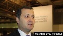 Лидер Либерально-демократической партии Молдавии Влад Филат