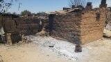 Kazakhstan – Destroyed houses after explosion in Arys town. Turkestan region, 28June2019