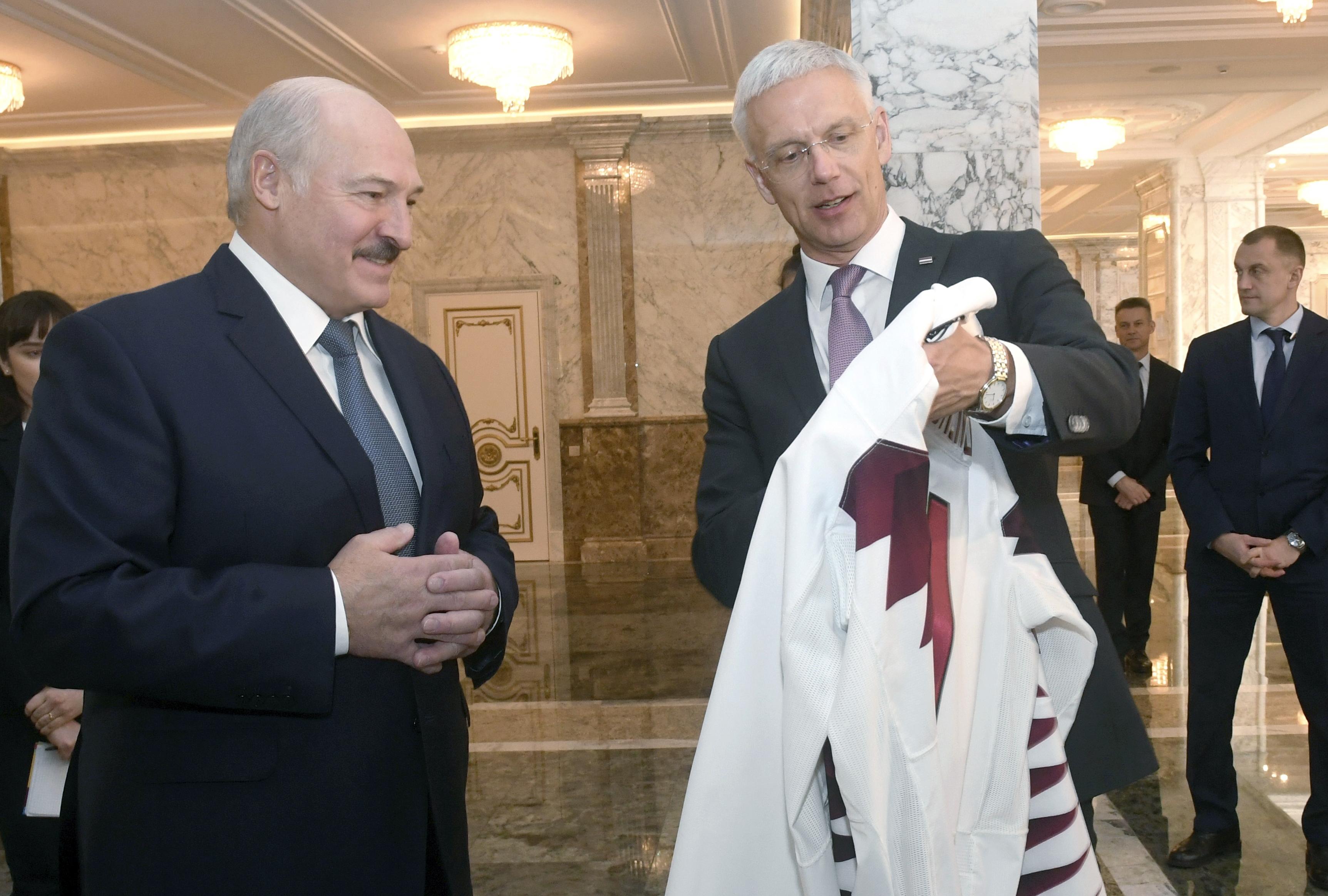 Што Беларусь і Латвія будуць ладзіць разам у 2021 годзе?