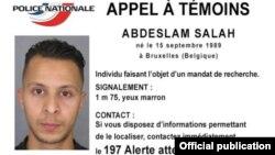26 жаштагы Салах Абдесалам Париждеги террактарды уюштургандардын бири деп шектелүүдө.
