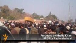 Pakistanın Xibər bölgəsinə ordunun basqını zamanı 14 nəfərin öldüyü bildirilir