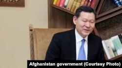 Представитель Казахстана в Совете Безопасности ООН Кайрат Умаров.