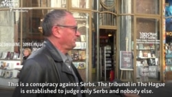 Some Serbs See Mladic Verdict As Conspiracy