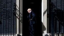 Boris Johnson, Brexit-ul și UE
