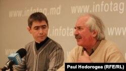 Ivan Ignatiev și Ilia Trombițchi (Eco Tiras and Ecospectr)