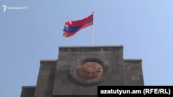 Դատարանի շենք Երևանում, արխիվ