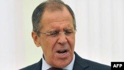 Ministri i jashtëm rus, Sergej Lavrov