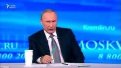 Putin Qarabağ haqda danışır