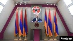 Вице-президент РПА Армен Ашотян, 6 декабря 2019 г.