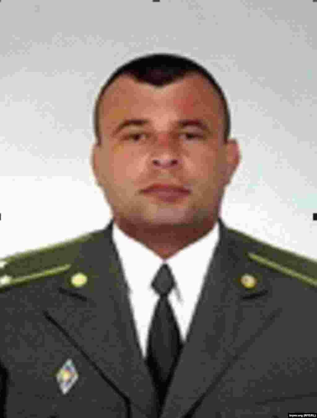 Роман Бузак, бывший офицер действующего резерва управления контрразведки главка