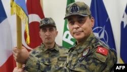Генерал-майор Мехмет Бакир.