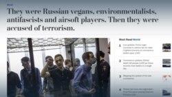 Как мировая пресса отреагировала наприговоры поделу «Сети»