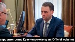 Экс-министр экологии Красноярского края Павел Корчашкин