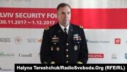 Бен Годжес, екскомандувач Збройних сил США в Європі