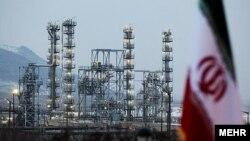 A general view of the Arak nuclear site 190 kilometers southwest of Tehran
