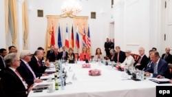 مذاکرات هسته ای در وین،تیر ماه ۱۳۹۴