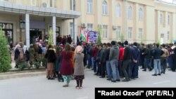 انتخابات ریاست جمهوری در تاجیکستان