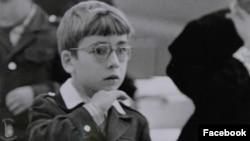 Иосиф Горбаневский в детстве