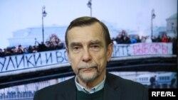 "Глава движения ""За права человека"" Лев Пономарев"