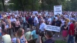 Banjalučani na protestima traže slobodu okupljanja
