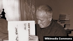 Mikhail Sholokhov, 1971