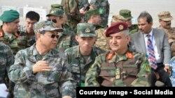 لوی درستیزان افغانستان، پاکستان، چین و معاون وزارت دفاع تاجکستان بر احترام گذاشتن به آزادی کشورهای یکدیگر تأکید کردهاند.