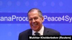 шефот на руската дипломатија Сергеј Лавров