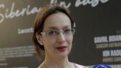 Tamara Grejdeanu în dialog cu Leontina Vatamanu