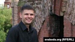 Belarus - Candidate to parliament Matsvey Khatary from Babruysk, undated