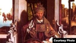 Sf. Petru, tablou de Andrea Vanni, 1390