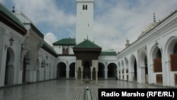Morocco -- University in Fez, founded by Fatima al-Fihri in 859
