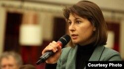 Дарья Каленьюк, активист киевского Центра антикоррупционных действий.