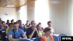 مؤتمر عقده معهد صحافة الحرب والسلام (IWPR) في البوسنة، 24 أيار 2009