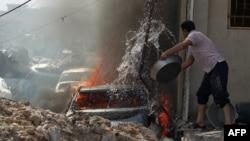 این رشته عملیات که در طول جمعه شب به اجرا درآمد ایستگاههای ایست – بازرسی را در دو شهر بغداد و بصره هدف قرار داد