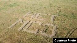 "Акция ""НЕТ МСЗ"" на месте строительства завода в Осиново. Август, 2018"