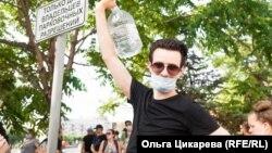 Лица протеста. Хабаровск-2020
