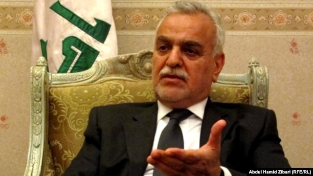 Iraqi Vice President Tariq al-Hashimi, who from exile calls the charges politically motivated, has been convicted of running death squads targeting Shi'ite Muslims.