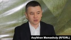 Мухтар Тайжан, экономист и член Национального совета общественного доверия при президенте (НСОД).