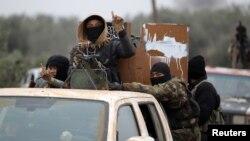 «Əl-Nusra» yaraqlıları