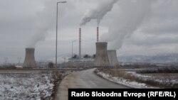 Рударско-енергетскиот комбинат (РЕК) Битола.