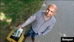 Здымак, за які супраць Сяргея Ляпіна падалі ў суд