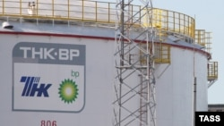 The arrest announcement comes as TNK-BP negotiates an acquisition bid by the government-controlled Rosneft company.