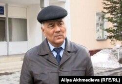 Аким Карабулакского поселкового округа Жанатай Токбаев.
