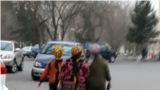Пешеходы, Ашхабад