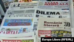 Ziare de la București.