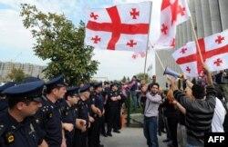 """Митинг сторонников """"Единого национального движения"""""""