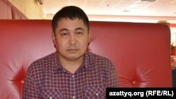Мухит Пирмаганбетов, житель города Актобе. 25 августа 2016 года.
