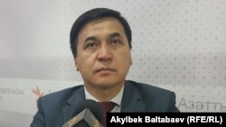 Каныбек Иманалиев